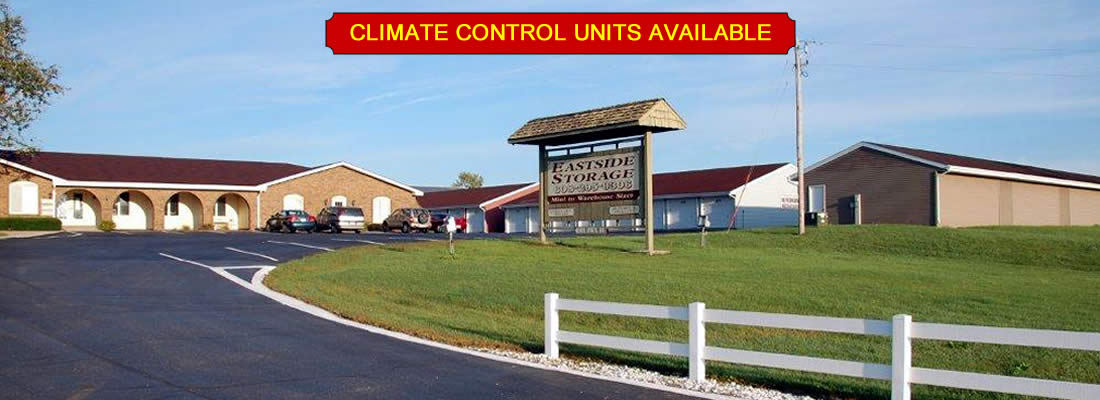 Self Storage Facility Janesville Wisconsin